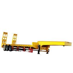 3 محور العجلة [40ت] [50ت] [60ت] شحن [لووبد] [سمي] مقطورة [لووبوي] شاحنة مقطورة