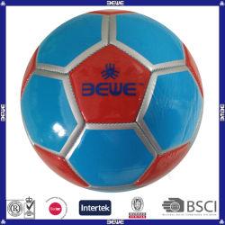 Gioco del calcio ufficiale cucito a macchina del PVC di promozione di formato 5