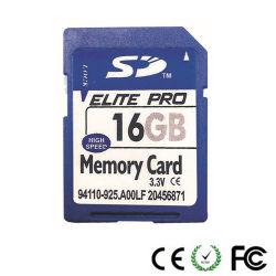 بطاقة ذاكرة SD سعة 16 جيجابايت كاملة أصلية من OEM