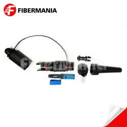 Het mini Waterdichte Tarief van de Kabel van de Vezel SC/APC G657A2 FTTA Optische IP67