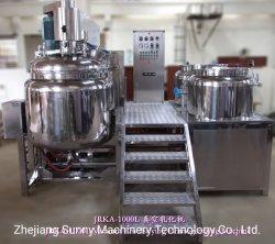 Вакуумные трубки из нержавеющей стали для приготовления эмульсий высокой срезной Homogenizer машины
