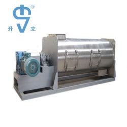 Kontinuierliches Multifunktionspuder-Mischmaschine-/Kleber-Mischer/schnelle Produktions-Zwilling-Welle-Mischmaschine
