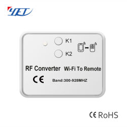 電動ゲートセキュリティコントロールリモートから WiFi へのコンバータオートメーションにアクセスします