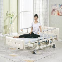 El bastidor de Turing ajustable de enfermería de cuidados en casa la cama para paralizado
