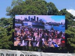 高い費用有効P20/P16/P10 RGBの屋外広告のLED表示スクリーン