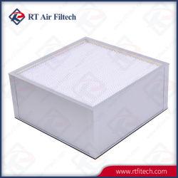 "Алюминиевая рама глубокую Pleat в салоне воздушного фильтра HEPA на ""чистом"" производстве"