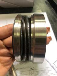 Inconel 718 fuelle metálico de junta con el anillo de carbono de antimonio