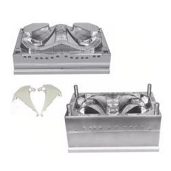 Auto Pilar centro de la lente para decorar la apertura de recortar las piezas de plástico molde de inyección fabricante de moldes