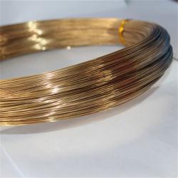 Tubo de ligação liga de brasagem Copper-Zinc Soldar Fio de latão