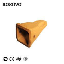 Bonovo PC400 Dentes da caçamba / Sugestões / pregos / Ponta do Dente / / Pistolas / Adaptador 45s para escavadeira/Trackhoe