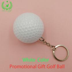 Regalo di gomma di golf della sfera della pubblicità di marchio personalizzato fabbrica della sfera di golf