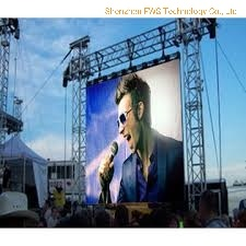 P3.91 Full Colour Rental Electronic SMD Wasserdichtes Board Advertising LED Display