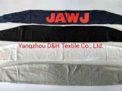 Fascia lunga molle della Jersey del cotone