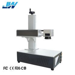 Machine van Lasermarking van de Vezel van de hoge Macht de Standaard voor Metaal/Rubber/Plastiek die Goede Kwaliteit merken