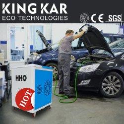 Pulitore del carbonio del motore di automobile del gas del Brown per la lavatrice dell'automobile