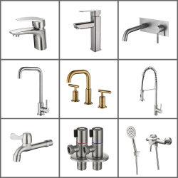 304 Edelstahl Küche Badezimmer Wc Waschbecken Wasser Hand Dusche Bad Dusche Waschbecken Mixer Wasserhahn