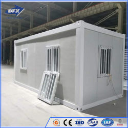 China exporta prefabricados Casas Contenedor para Restaurante/Oficina