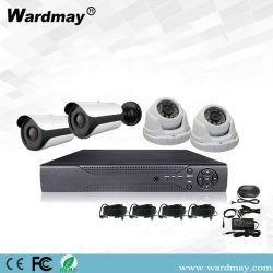 Wdm, barato y bueno 4CHS 2.0MP la alarma de casa de seguridad CCTV y seguridad de los Kits de DVR