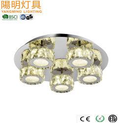 Кристально чистый звук высокого качества светодиодные потолочные лампы для установки на потолок Дом Декор лампа