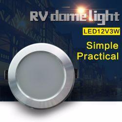 Встраиваемый светильник акцентного освещения площади лампой для чтения на лодке и RV внутреннее освещение