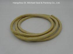 En fibre aramide emballage tressé avec PTFE (MK-3000)