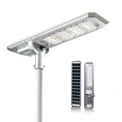 Tutti in un indicatore luminoso di via solare Integrated LED 60W
