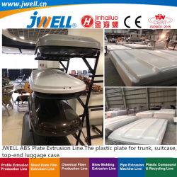 Jwell - пластик ABS Car пластину переработки сельскохозяйственных решений экструзии машины используются в крыше автомобиля серии приложений (6)