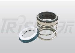 TS BIA SIC SIC SIC FKM AES Roten John Crane メカニカルシャフトシールキット、ポンプ、オートバイ部品、ポンプ CNP 、ポンプディフューザ、ゴム製品用