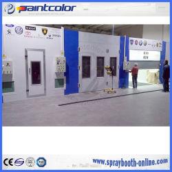 Оборудование для покраски автомобилей в сушильной камере для покраски краски на водной основе