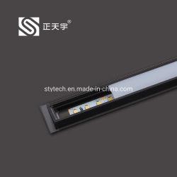 LED 가구 옷장 또는 서랍 또는 포도주 또는 보석 또는 단화 내각 LED 선형 엄밀한 바 J-1708에서 중단하는
