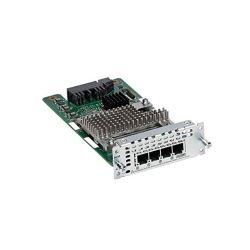 Cisco Isr4000 모듈 & 카드 4 포트 네트워크 인터페이스 모듈 Nim-4fxsp=