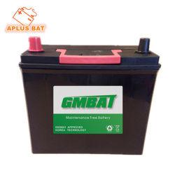 製造業者によって密封される鉛酸蓄電池手入れ不要Ns60 12V 45ah
