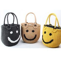 Großhandelsfrauen-Schulter-Beutel-handgemachte gewirkte Handtaschen