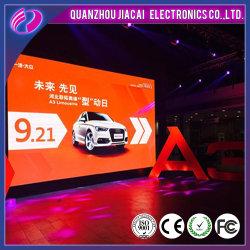 P7.62 لوحات العلامات الرقمية LED الداخلية كاملة الألوان