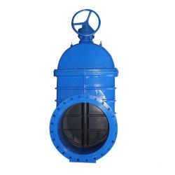 Tubazioni per imballaggio criogenico 6 canali in ferro duttile ad aria flangiato BS5163 Gate Produttore valvola