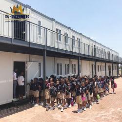 Сборных временных школьных портативных классов съемные контейнер для африканских