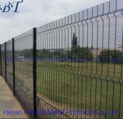 Claro de alta segurança Vu Ver os painéis da Barragem de malha / 358 Anti subir a régua / Zoneamento de prisão