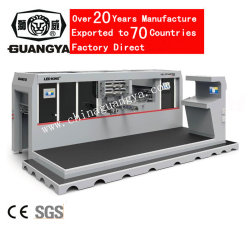 Film chaud automatique d'estampage et de mourir de la machine Machine de découpe pour les petites taille du papier (800*620mm)