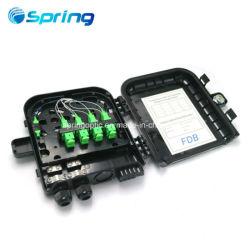 Sp-1602-8B-2 de 8 núcleos de fibra óptica de la caja de bornes