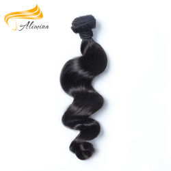 Stock en 24 heures 100 % Malaysian Remy Cheveux humains