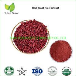 Rote Hefe gegorener Reis-Auszug mit 0.3% Monacolin K