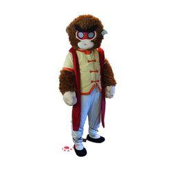 Film en peluche Monkey King Costume