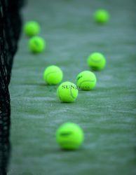 10mm 25의 스티치 테니스 잔디 스포츠 잔디 인공적인 잔디 합성 잔디 휴양 잔디