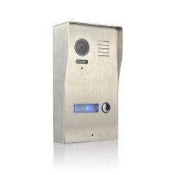 4 Systeem van de Villa van de Intercom van draden het Video (uit deurpost PL980C4)