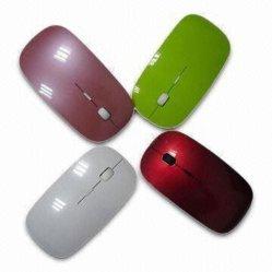 Bluetooth無線旅行極めて薄い携帯用小型マウス