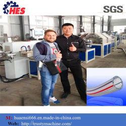 適用範囲が広い16-32mm Sj-65 PVCガーデン・ホースの放出機械製造