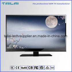 "23.6 "" HD DVB-T / T2/C высоким контрастом LED TV Scart VGA HDMI USB КЕ"