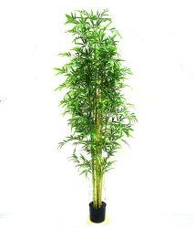 200cm Qualtiy Evergreen Bambu Artificial Árvore de plantas para decoração de interiores