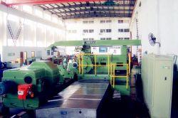 Rouleau de CNC le meulage de la machine pour la bande en aluminium