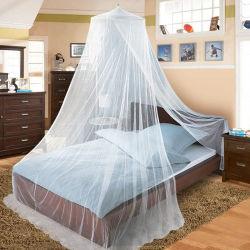 Canópia branca a única rede mosquiteira King Size para cama